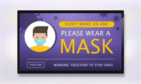 Campaign Mask Reminder