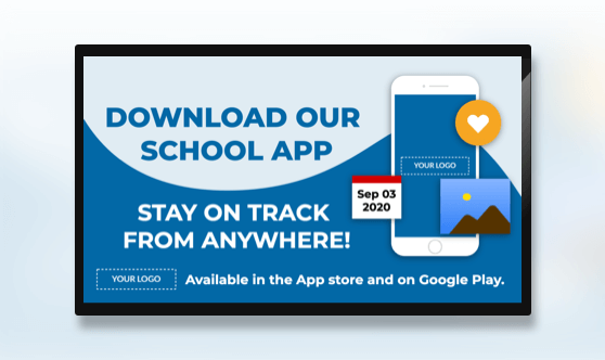 Campaign Download School App