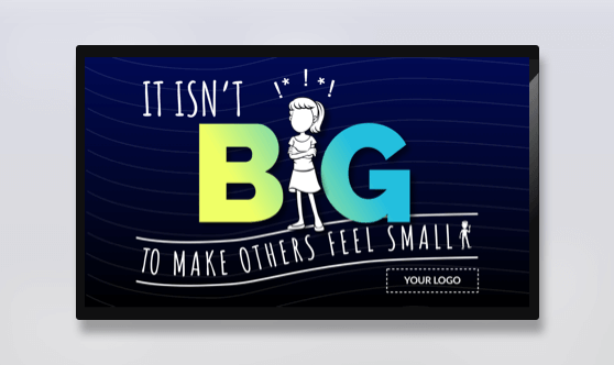 Don't Make Others Feel Small