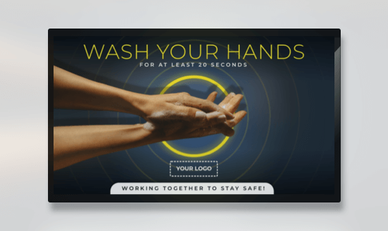 Campaign Covid Wash Your Hands Image