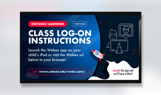 Log-On Instructions Distance Learning