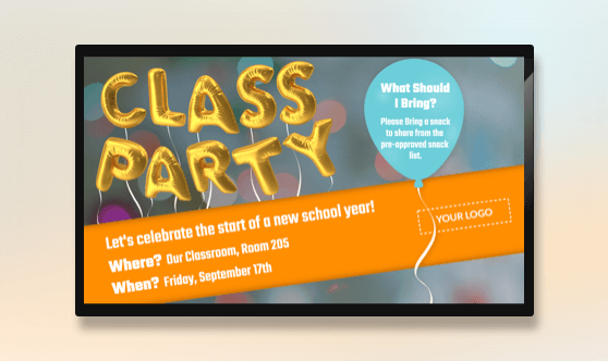 Class Party