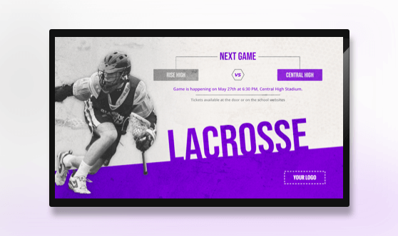 Lacrosse Game - Sports