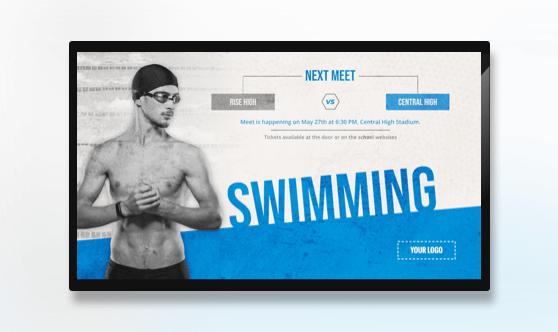 Swim Meet - Sports