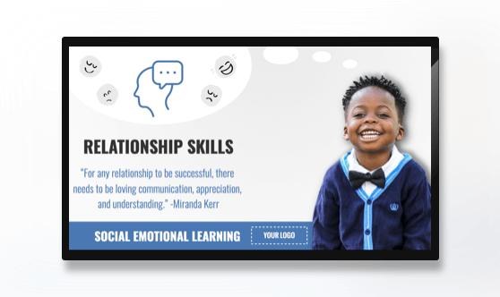 SEL - Relationship Skills