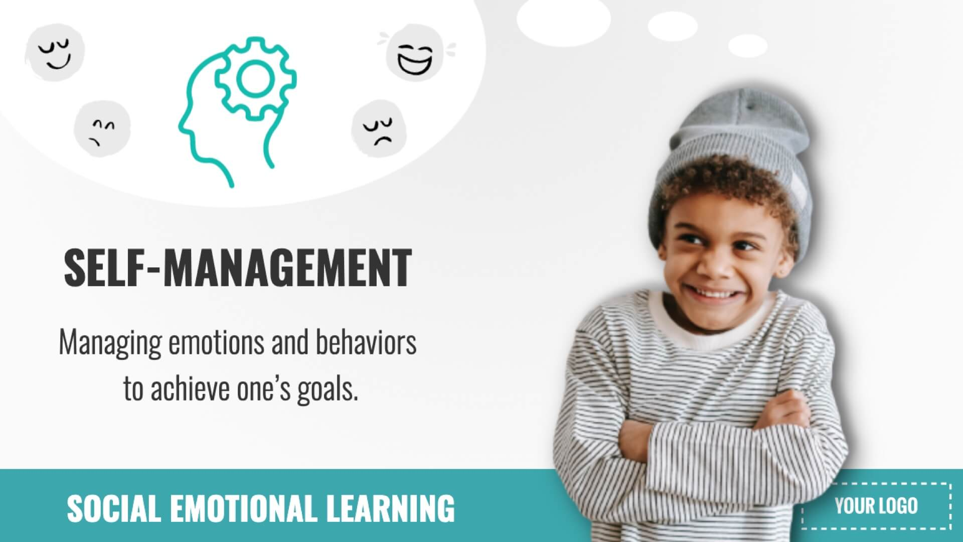SEL - Self Management Digital Signage Template