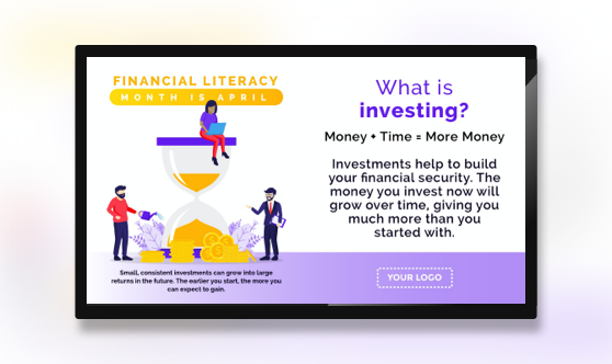 Financial Literacy Investing