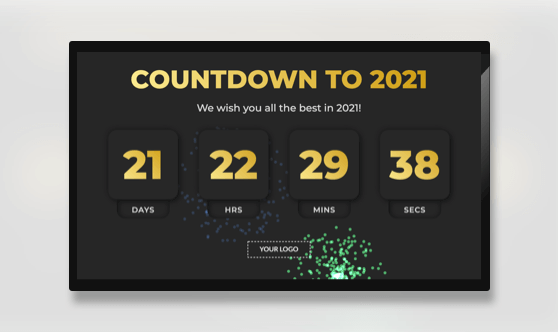 Countdown Happy New Year