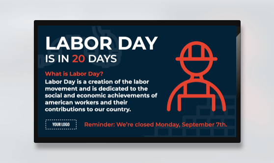 Holiday Labor Day