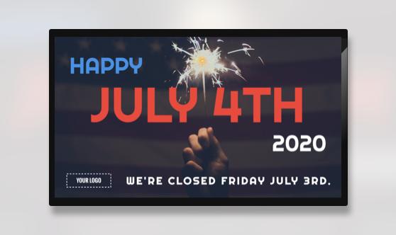 Holiday July 4th