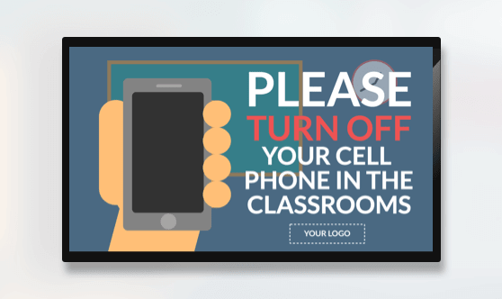 Campaign No Cell Phones