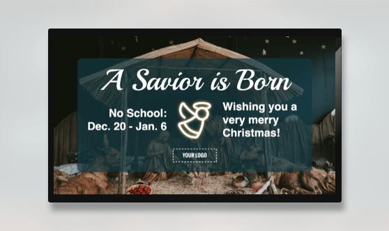 Religious Christmas Break