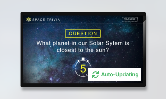 Space Trivia