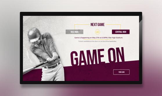 Baseball Game - Sports