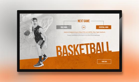 Basketball Game - Sports