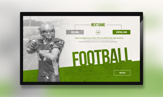 Football Game - Sports