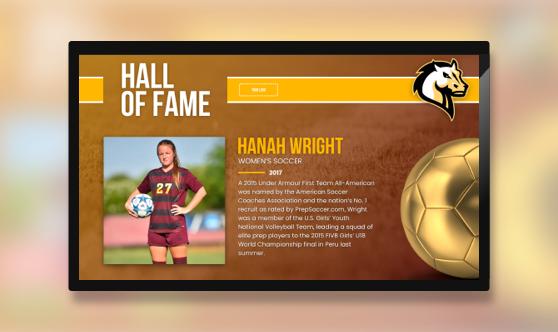 Hall of Fame Profile