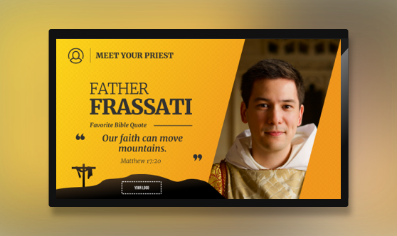Meet the Priest / Nun Profile