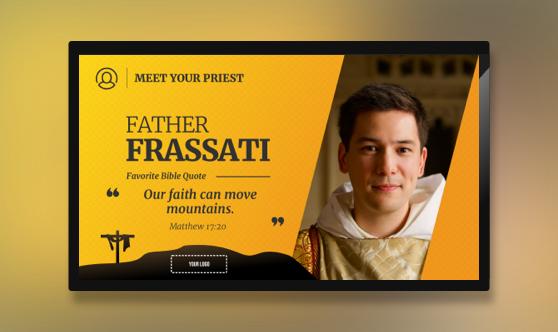 Meet the Priest / Nun Profile