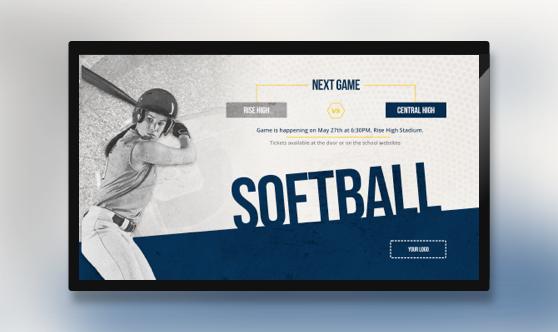 Softball Game - Sports