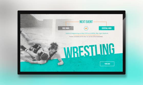 Wrestling - Sports