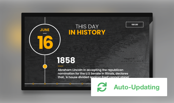 History - On This Day - Video