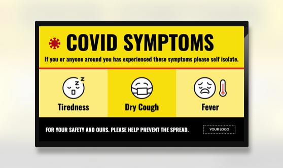 Campaign Covid-19 Symptoms
