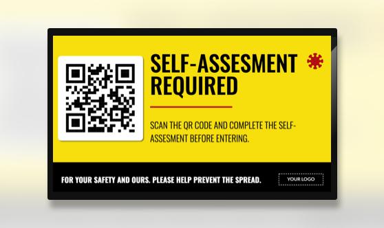 Campaign Covid-19 Self Assesment