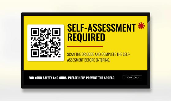 Campaign Covid-19 Self Assessment