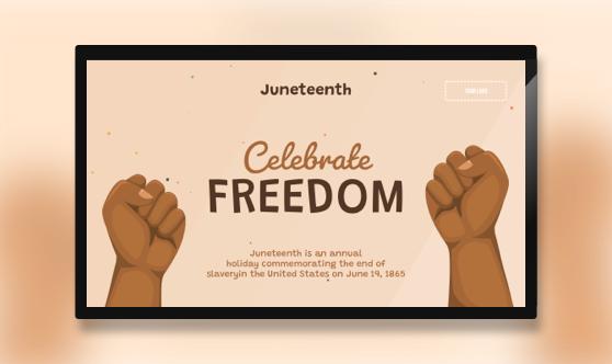 Juneteenth - Freedom