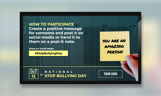 Stop Bullying Day