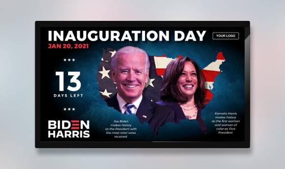 Inauguration Day Countdown