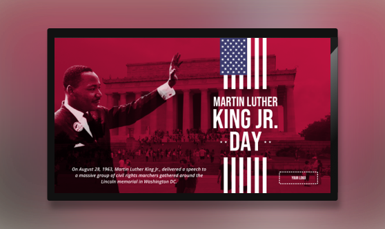 Martin Luther King Jr. Day