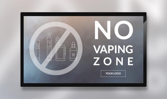 Campaign No Vaping