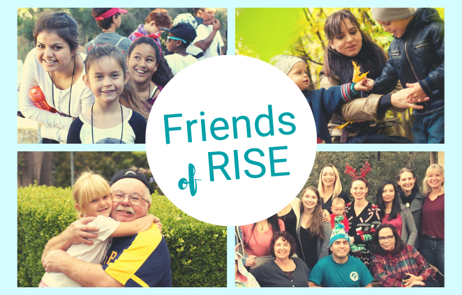 Join Friends of RISE