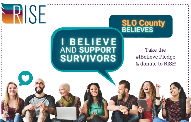 Take the #IBelieve Pledge