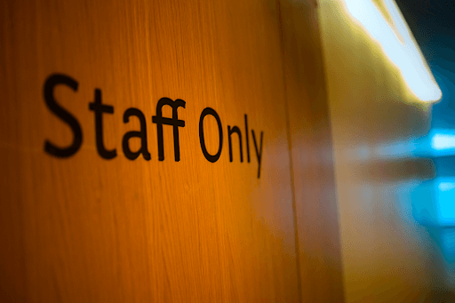 Dedicated Staff-Only Spaces   Rising Star Properties