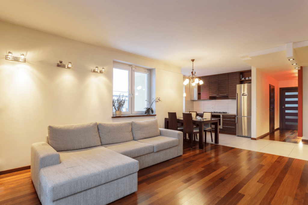 Safe and comfy living spaces   Rising Star Properties