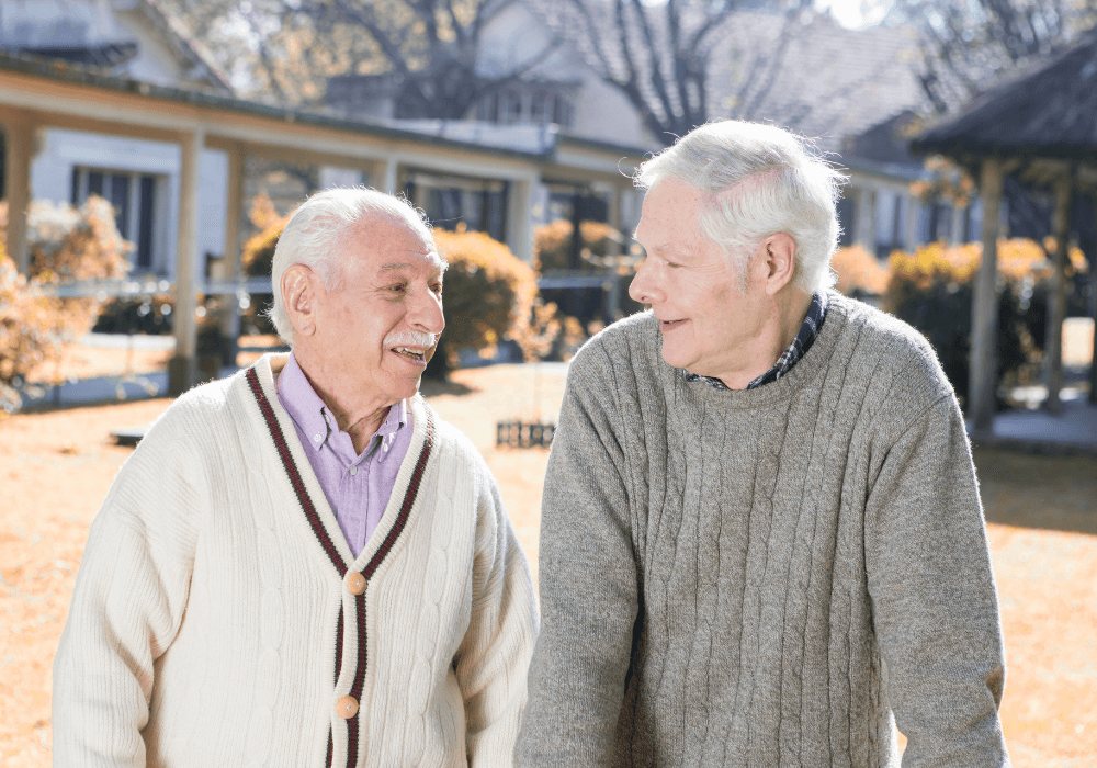 A Home for Elderly Loved Ones Different Types of Senior Housing   Rising Star Properties