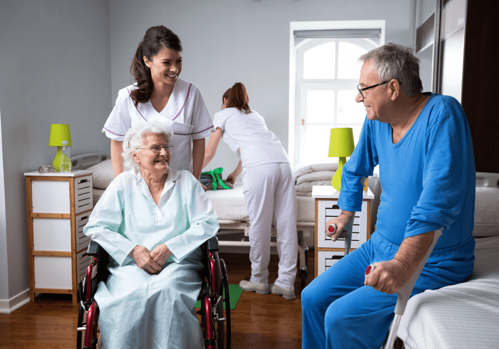 Nursing Home - Rising Star Properties