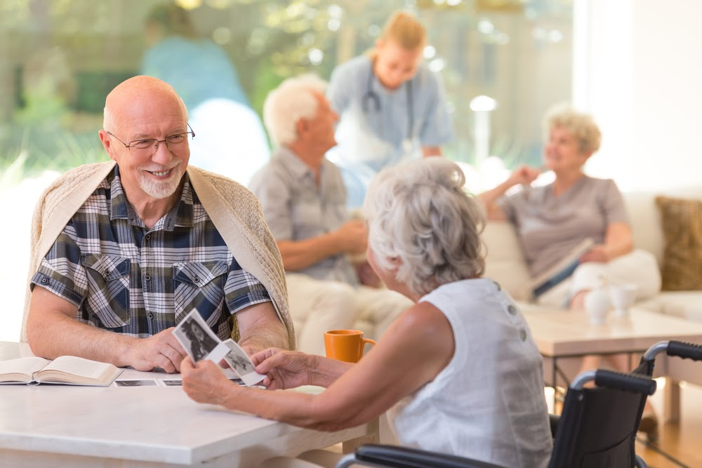 Primary Spaces to Consider in a Memory Care Facility | Rising Star Properties
