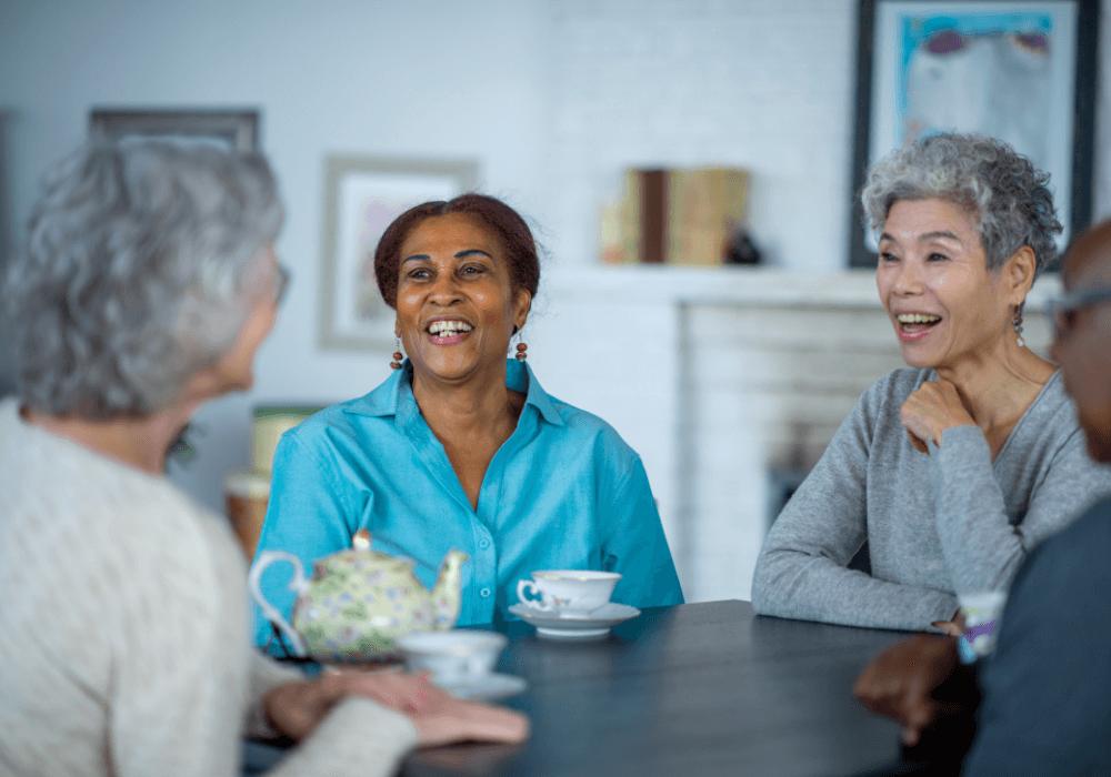 Designing Spaces for Socialization in Senior Communities | Rising Star Properties