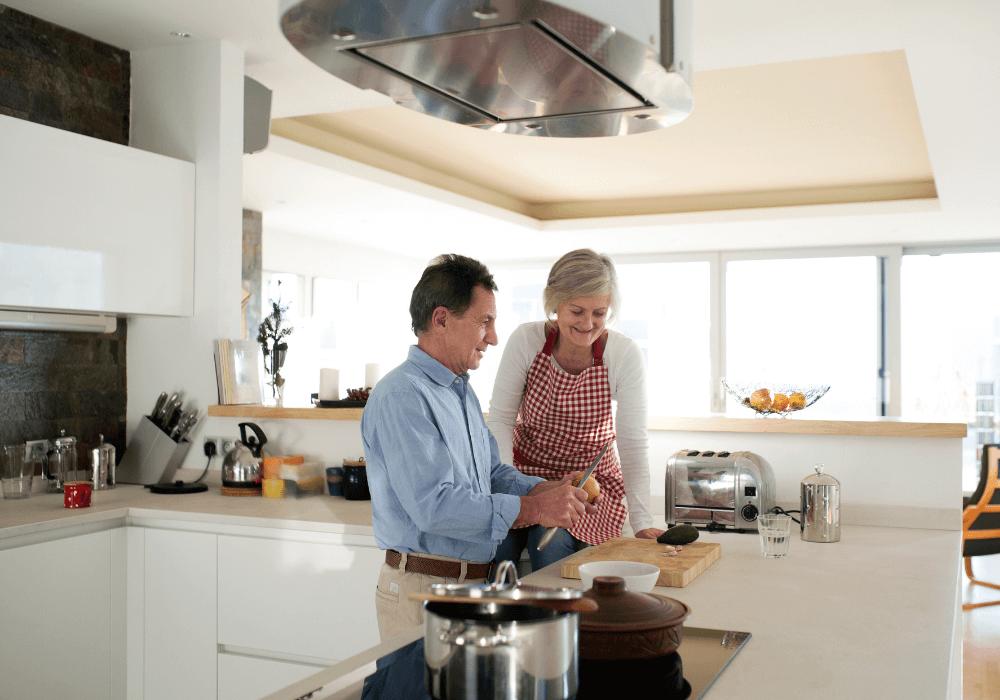 seniors apartment-like spaces | Rising Star Properties