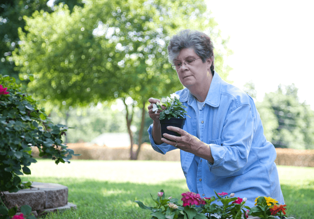 Plan Outdoor Spaces for Seniors with the Pros   Rising Star Properties