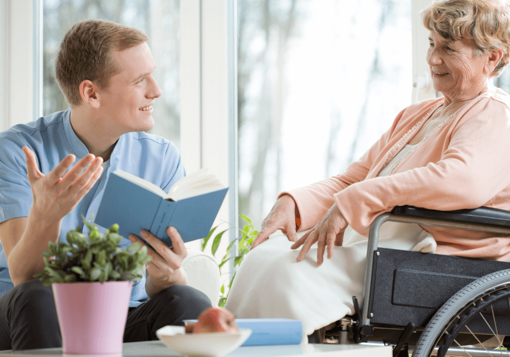 What is assisted living | Rising Star Properties