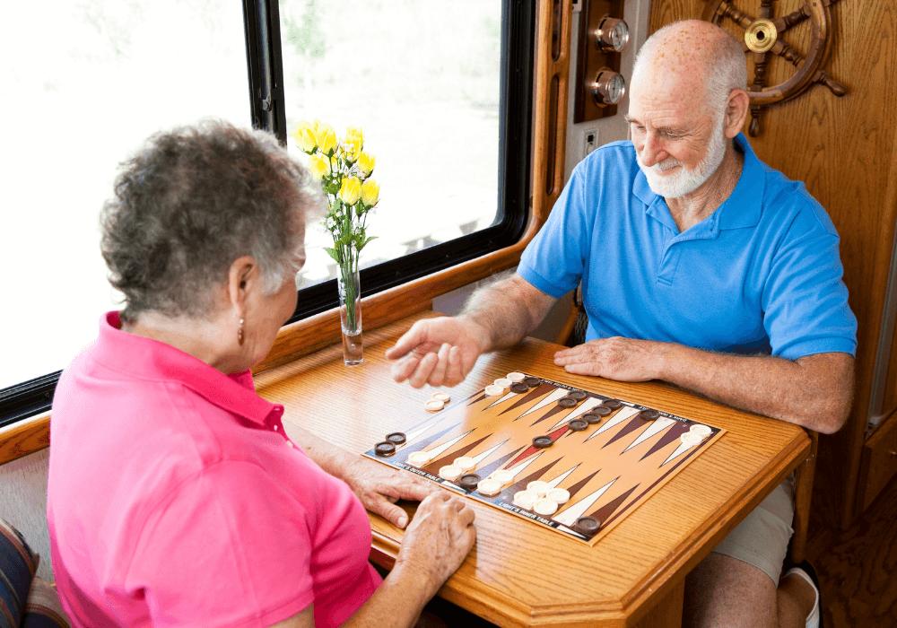 Best Indoor Games for Seniors   Rising Star Properties
