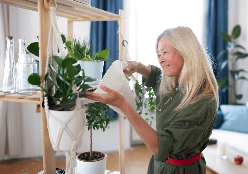 Best plants for seniors | Rising Star Properties