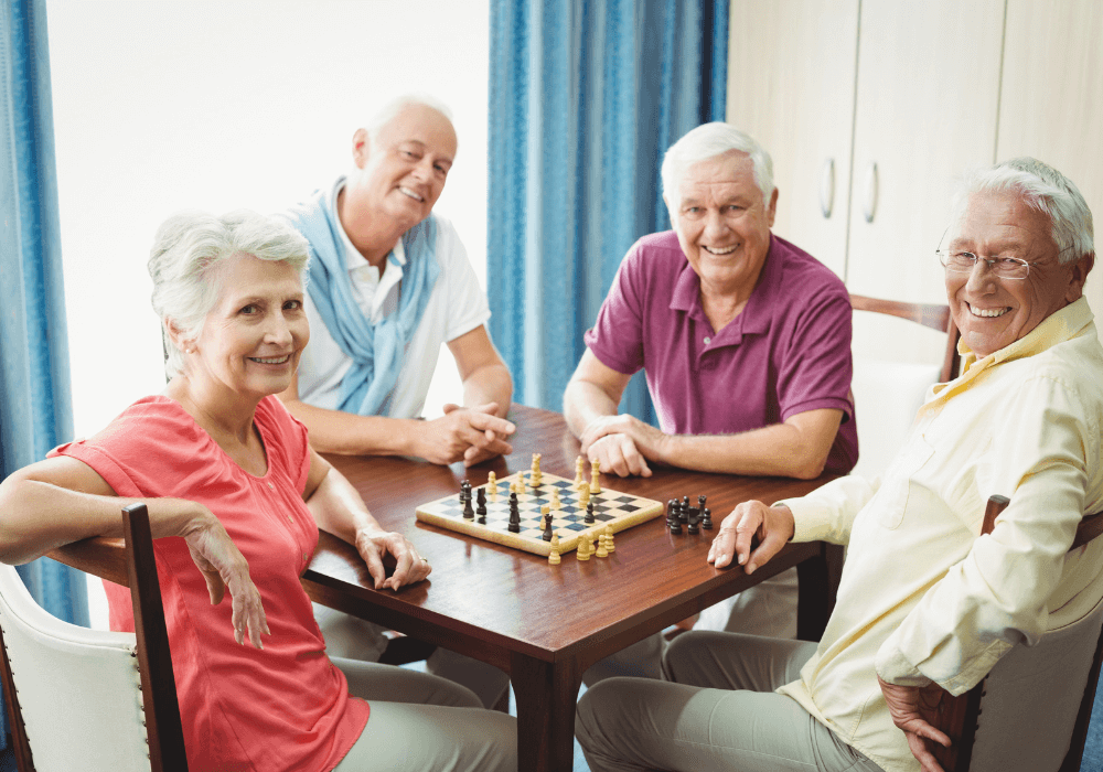 Designing a new assisted living facility | Rising Star Properties