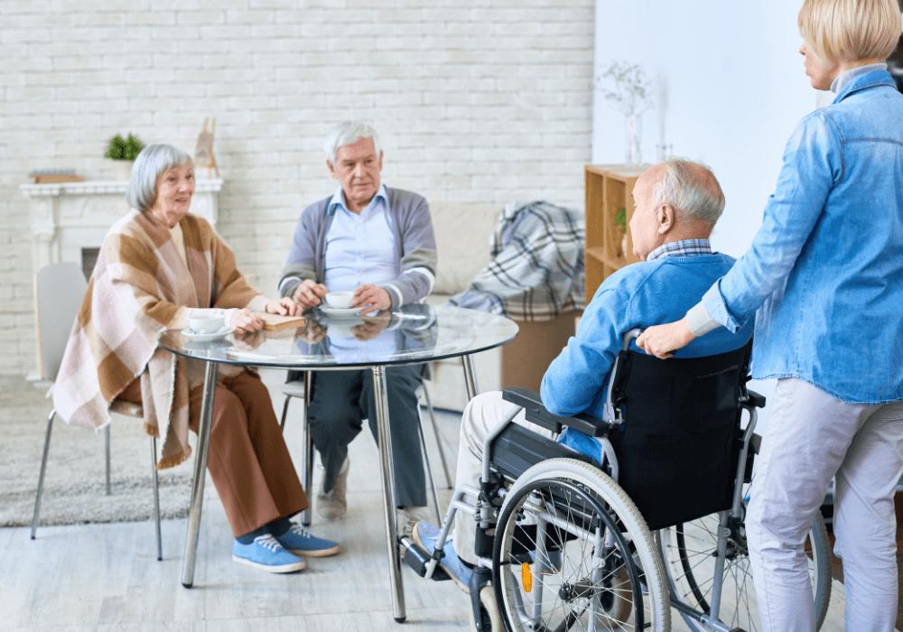 Top interior design ideas for seniors | Rising Star Properties