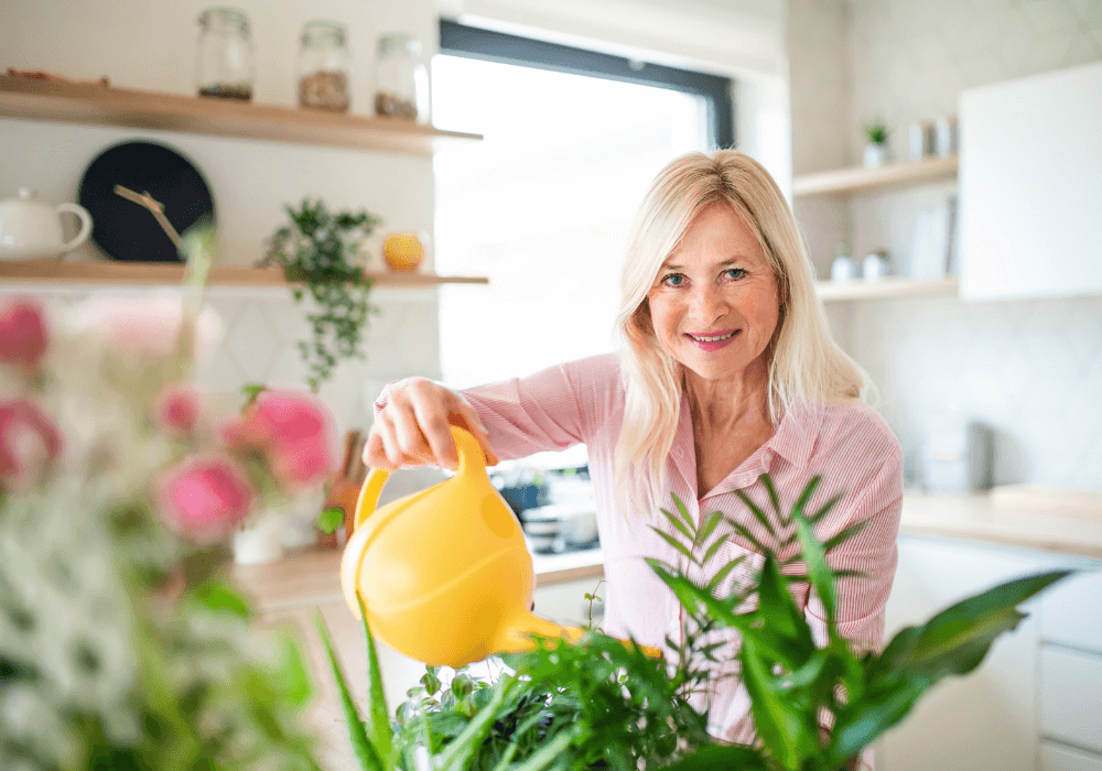 Why indoor gardens are ideal for assisted living facilities | Rising Star Properties